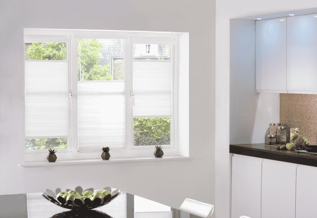 Intu blinds and bi-fold blinds