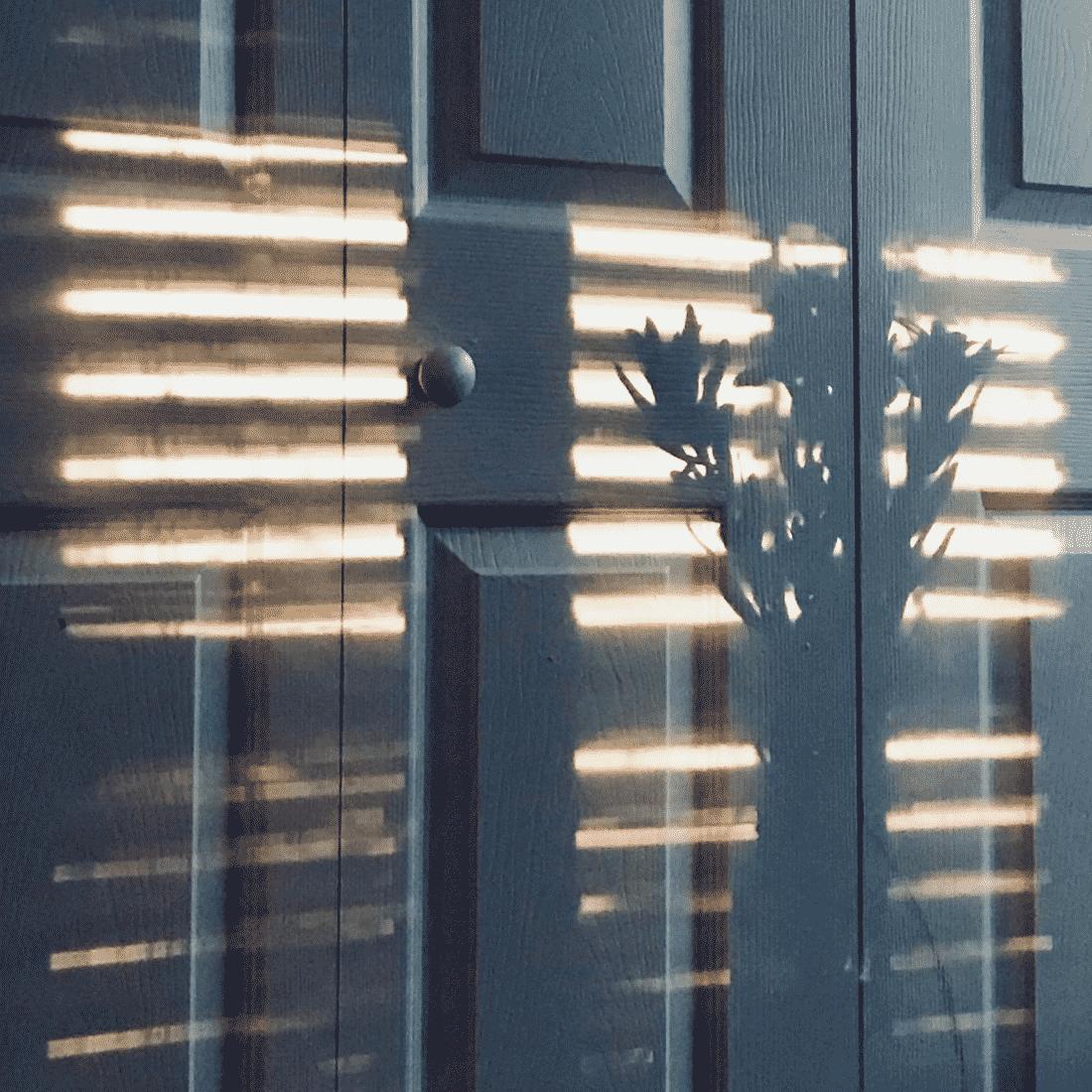 Bespoke solid panel shutters