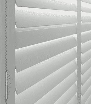 Bespoke composite shutters